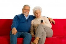 """Elderly Couple With Remote Control"" by Ambro; FreeDigitalPhotos.net"